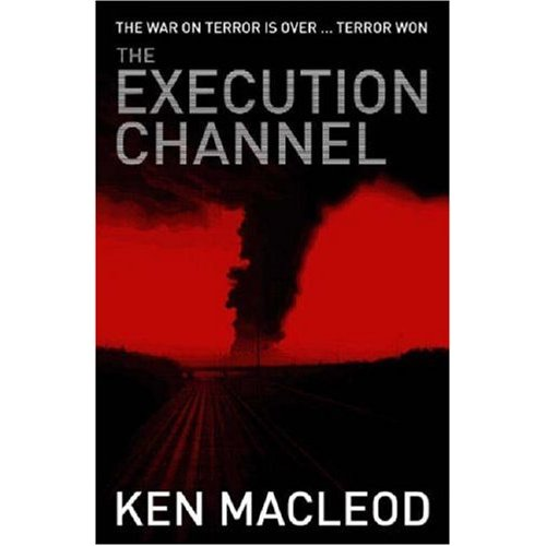 "Cover of the novel ""The Execution Channel"""